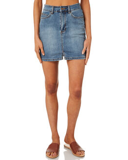 BLUE MOON WOMENS CLOTHING BILLABONG SKIRTS - 6581525307
