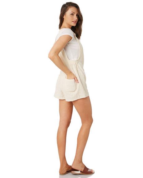 VANILLA WOMENS CLOTHING RHYTHM PLAYSUITS + OVERALLS - OCT19W-JS05-VAN