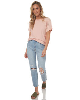 DEL RAY WOMENS CLOTHING A.BRAND JEANS - 71011A2644