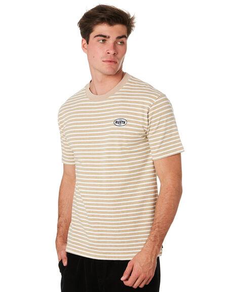 LATTE MENS CLOTHING RUSTY TEES - TTM2278LAT