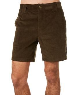 DARK OLIVE MENS CLOTHING DICKIES SHORTS - K4190816DOLIV