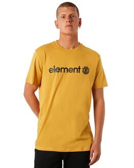 HONEY GOLD MENS CLOTHING ELEMENT TEES - 183001HGLD