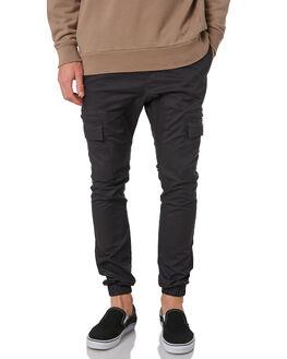 VINTAGE BLACK MENS CLOTHING ZANEROBE PANTS - 718-METVIBLK