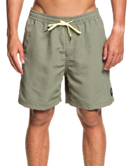 FOUR LEAF CLOVER MENS CLOTHING QUIKSILVER BOARDSHORTS - EQYJV03536-GPH0