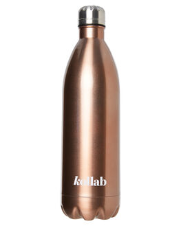 ROSE GOLD WOMENS ACCESSORIES KOLLAB DRINKWARE - B-1L-RG