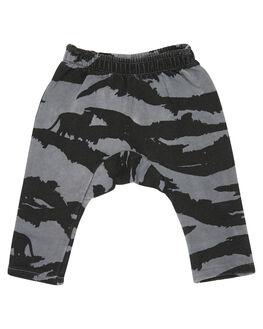 WASHED BLACK OUTLET KIDS MUNSTER KIDS CLOTHING - MI172TR03WBLK