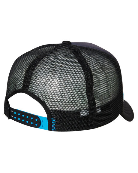 BLACK KIDS BOYS RIP CURL HEADWEAR - KCAPZ10090
