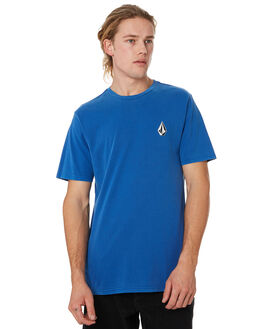 MARINA BLUE MENS CLOTHING VOLCOM TEES - A4331970MRB