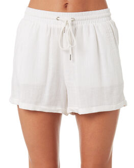 WHITE WOMENS CLOTHING SASS SHORTS - 12957PWSSCOCO