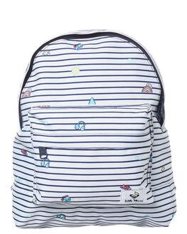 LITTLE MISS STRIPE KIDS GIRLS ROXY BAGS - ERLBP03027XYYK