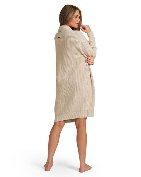 SAND WOMENS CLOTHING BILLABONG KNITS + CARDIGANS - BB-6517305-SND