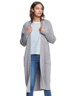 HERITAGE HEATHER WOMENS CLOTHING ROXY KNITS + CARDIGANS - ERJSW03399-SGRH