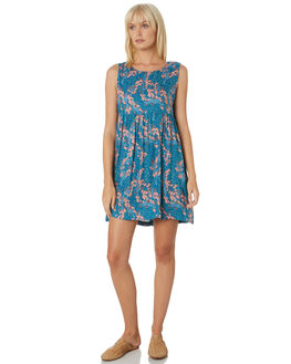 MULTI WOMENS CLOTHING VOLCOM DRESSES - B1331975MLT