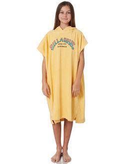 SUNDREAM KIDS GIRLS BILLABONG TOWELS - 5781720SUN