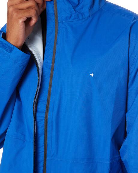 ELECTRIC BLUE MENS CLOTHING HUFFER JACKETS - MRJA02J1701ELBLU
