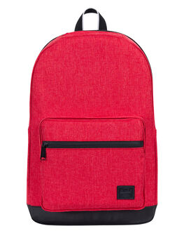 BARBADOS CHERRY MENS ACCESSORIES HERSCHEL SUPPLY CO BAGS + BACKPACKS - 10511-02091-OSBAR