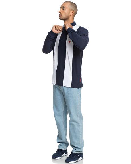 BLACK IRIS MENS CLOTHING DC SHOES SHIRTS - EDYKT03424BTL0