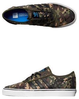 NIGHT CARGO BLACK MENS FOOTWEAR ADIDAS ORIGINALS SNEAKERS - BY4034NIGH