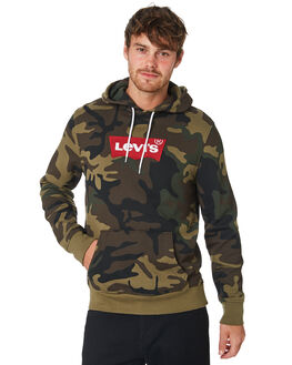 CAMO MENS CLOTHING LEVI'S JUMPERS - 56808-0007