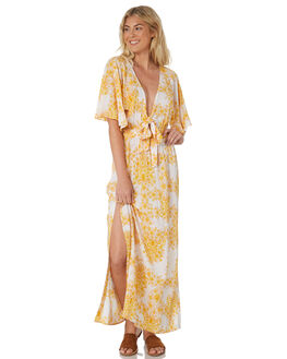 BUTTERCUP WOMENS CLOTHING SEAFOLLY DRESSES - 53410-DRBTCP