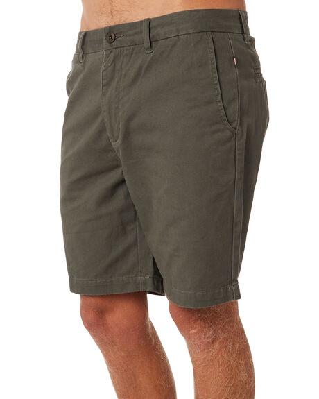 ARMY MENS CLOTHING GLOBE SHORTS - GB01216001ARM