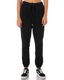 BLACK OUTLET WOMENS RUSTY PANTS - PAL1101BLK
