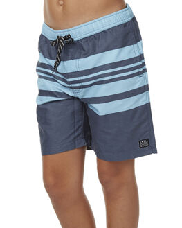NAVY KIDS BOYS SWELL SHORTS - S3172234NVY