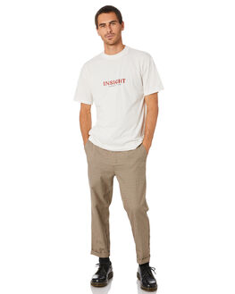 WHITE MENS CLOTHING INSIGHT TEES - 1000086724WHT