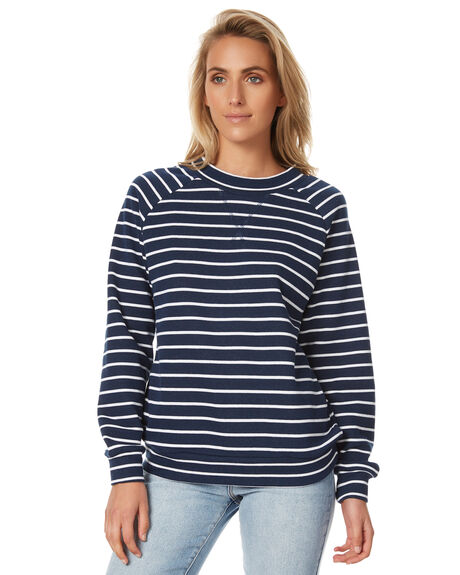 STRIPE WOMENS CLOTHING SWELL JUMPERS - S8174542STR