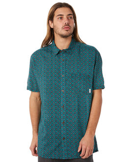 BOTTLE MENS CLOTHING STUSSY SHIRTS - ST082404BOTLE