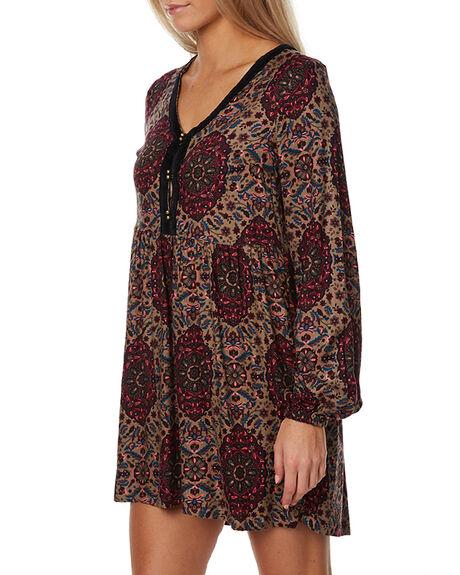 STONE WOMENS CLOTHING ELEMENT DRESSES - 276866STN