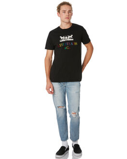 MINERAL BLACK MENS CLOTHING LEVI'S TEES - 22495-0052MNBLK