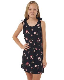 FLORAL KIDS GIRLS EVES SISTER DRESSES - 9900105FLR