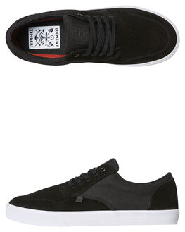 FLINT BLACK MENS FOOTWEAR ELEMENT SNEAKERS - 183902FBLK
