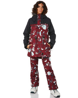 WINTER FLORAL BOARDSPORTS SNOW ROJO WOMENS - W19RWOJ4005WFL