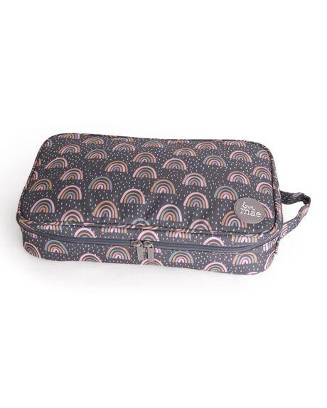 MULTI KIDS GIRLS LOVE MAE BAGS + BACKPACKS - MAE-LNB007