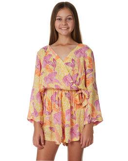 MIMOSA KIDS GIRLS BILLABONG DRESSES + PLAYSUITS - 5581501MIM