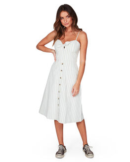 COOL WIP WOMENS CLOTHING BILLABONG DRESSES - BB-6507473-CWP