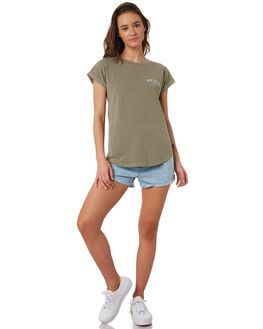 VETIVER WOMENS CLOTHING RIP CURL TEES - GTECM20830