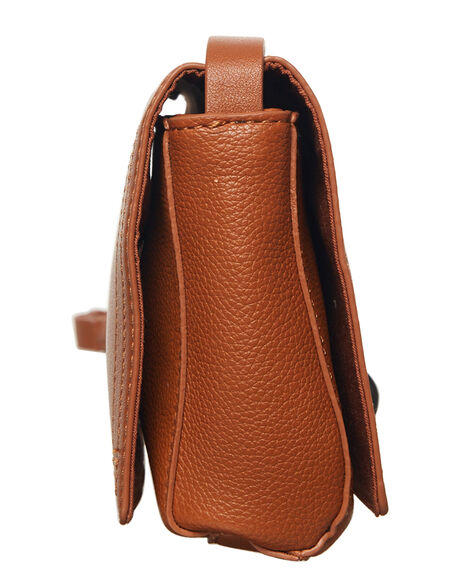 BROWN WOMENS ACCESSORIES THERAPY BAGS + BACKPACKS - 10985TAN
