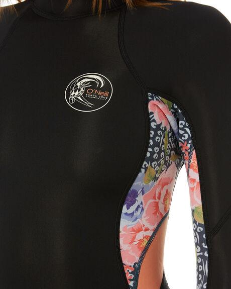 BLACK PEONY ORANGE BOARDSPORTS SURF O'NEILL WOMENS - 4859OANP2