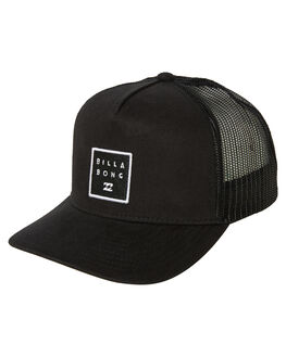 BLACK KIDS BOYS BILLABONG HEADWEAR - 8681319ABLK