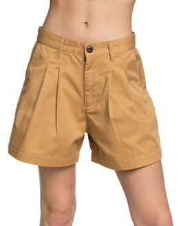 ICED COFFEE WOMENS CLOTHING QUIKSILVER SHORTS - EQWNS03013-CLL0