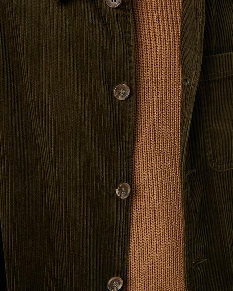 DK OLIVE MENS CLOTHING SWELL JACKETS - S5203383DKOLV