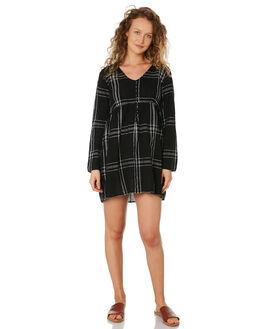 MIDNIGHT WEAVE WOMENS CLOTHING SAINT HELENA DRESSES - SHS192118MIDW