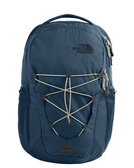 BLUE WING TEAL MENS ACCESSORIES THE NORTH FACE BAGS + BACKPACKS - NF0A3KV7PQ0