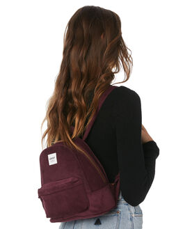 BURGUNDY WOMENS ACCESSORIES ELEMENT BAGS + BACKPACKS - 296486ABUR
