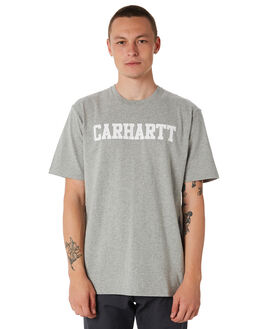 GREY MENS CLOTHING CARHARTT TEES - I024772V6