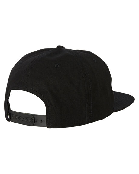 BLACK MENS ACCESSORIES VOLCOM HEADWEAR - D5511907BLK