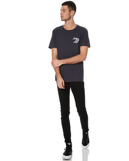 NAVY MENS CLOTHING MOLLUSK TEES - MS1437NVY